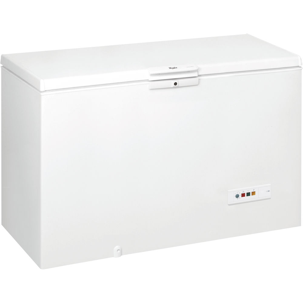 Whirlpool WHM4611.1 Chest Freezer in White