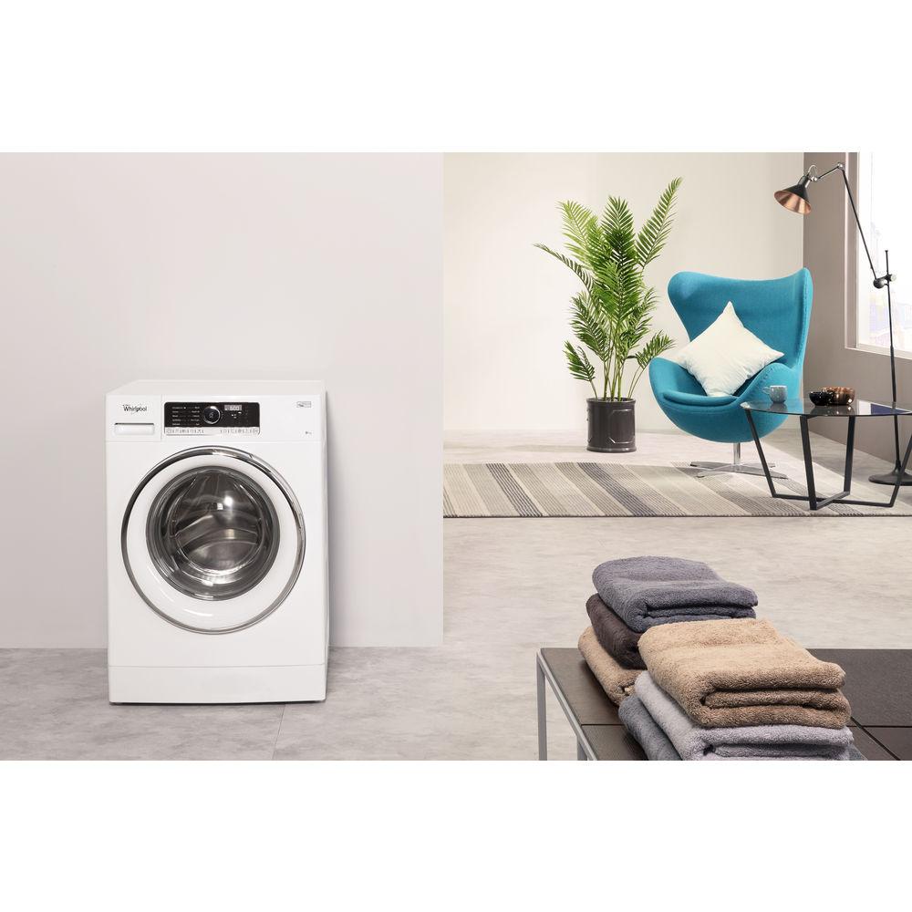 whirlpool 6th sense washing machine instruction manual
