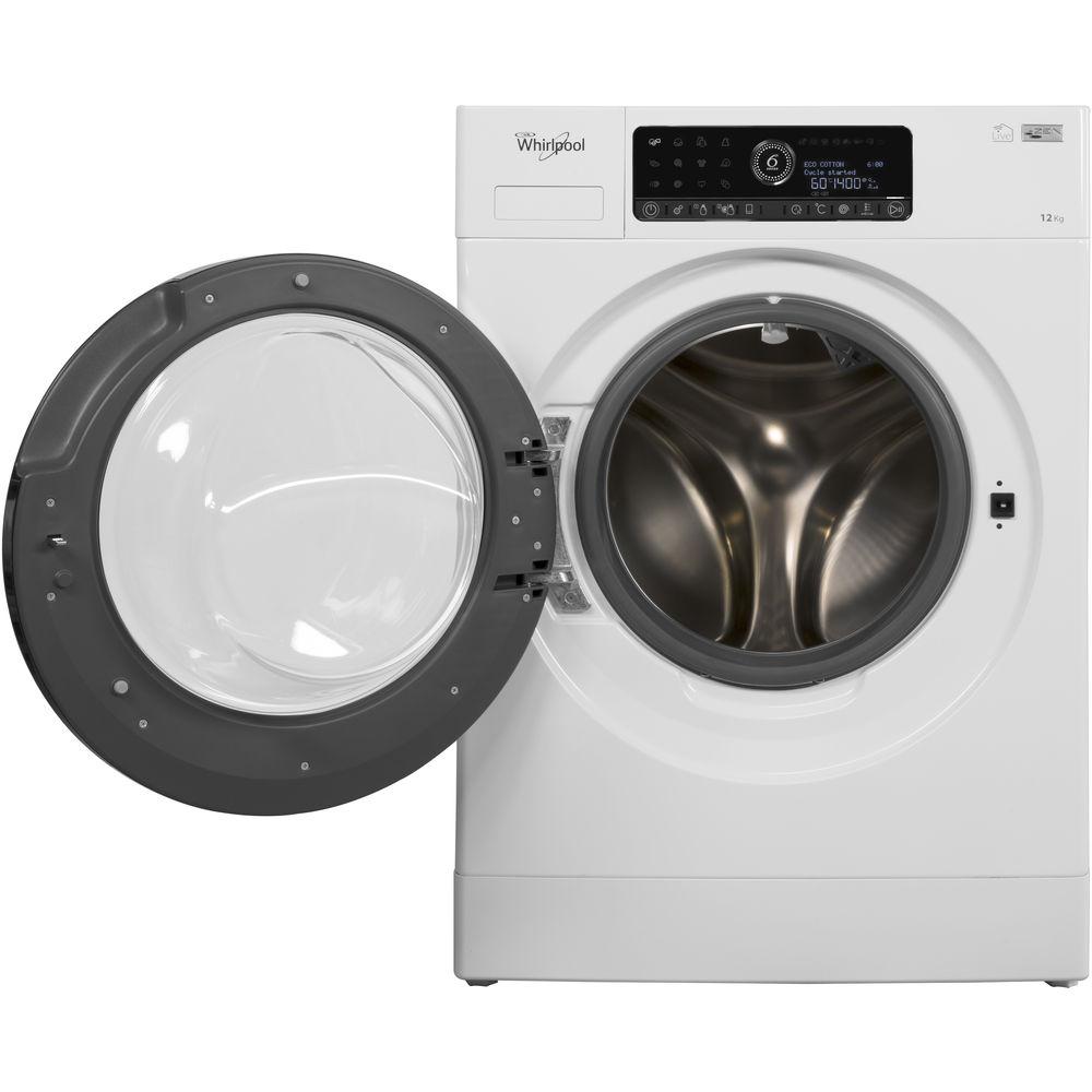 Whirlpool SupremeCare FSCR12441 Washing Machine in White