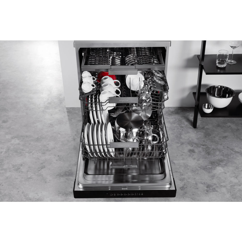 how to clean whirlpool dishwasher