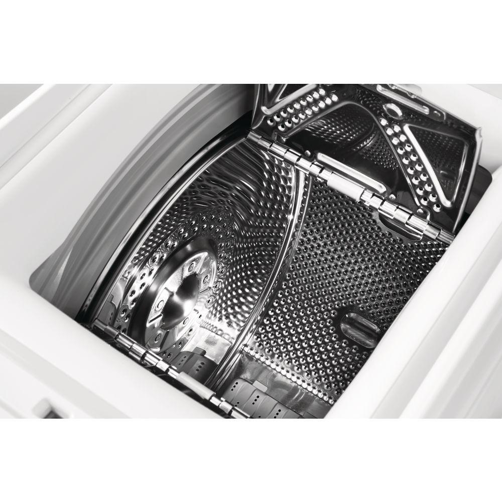 washing machine in whirlpool