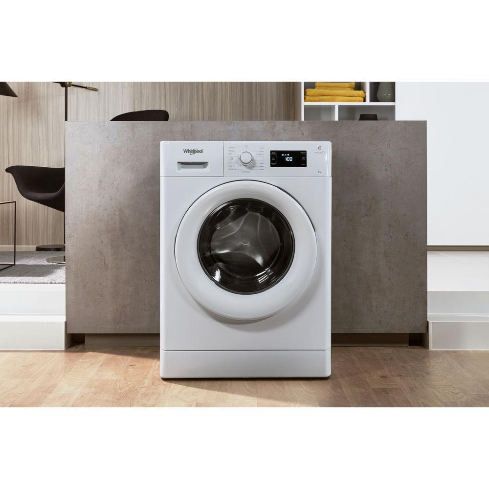 Whirlpool Freshcare Fwg71484w Washing Machine In White