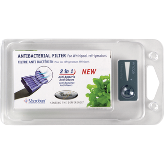 Whirlpool Antibacterial Filter