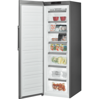 291-Litre Frost Free Freezer with LED Display WVE26552 NFX