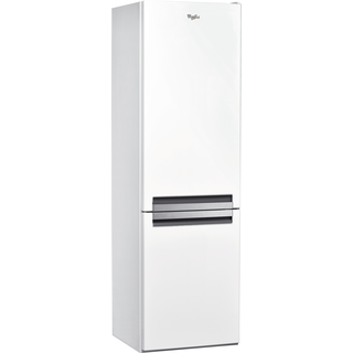 Whirlpool BLF 8121 W Fridge Freezer in White