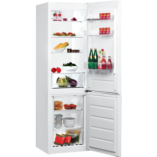70:30 White Absolute design Fridge-Freezer with LED lighting BLF 8121 W