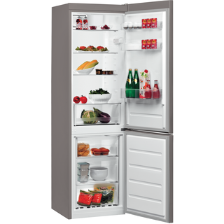Whirlpool Fridge Freezer in Optic Inox BLF 8121 OX