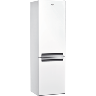Whirlpool Fridge Freezer in White BSNF 8151 W