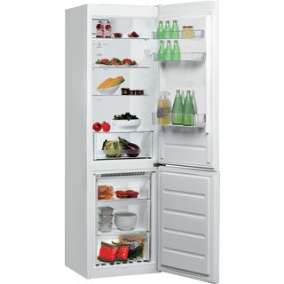 70:30 Absolute design Fridge-Freezer with 6th SENSE© Technology BSNF 8101 W