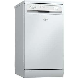 Slimline 9 Place Setting Dishwasher ADPF 782 WH