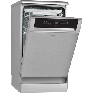 Whirlpool SupremeClean ADP 502 IX Dishwasher in Stainless Steel