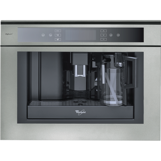 Whirlpool Built-In Coffee Machine in Stainless Steel ACE 102 IXL