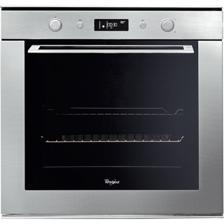 Multi-function Single Oven in Stainless Steel AKZM 772/IX