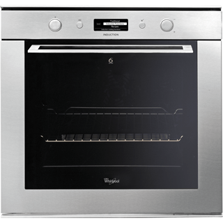 Multi-function Induction Single Oven In Stainless Steel AKZM 8790/IX