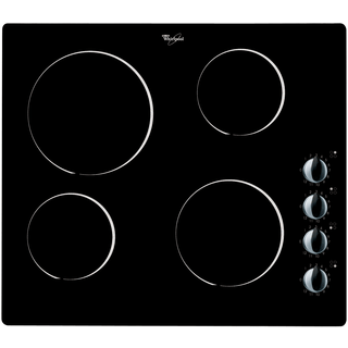 Ceramic Hob in Black AKM 901/NE/04