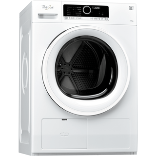 9kg Supreme Care Condenser Dryer with 6th SENSE© Technology HSCX 90310
