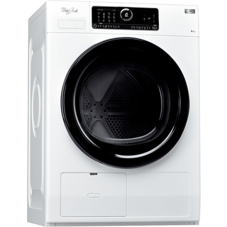 8kg Supreme Care Condenser Dryer with 6th SENSE© Technology HSCX 80532