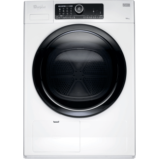 Whirlpool Supreme Care Tumble Dryer in White HSCX 10431