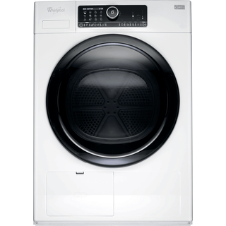 Whirlpool Supreme Care Tumble Dryer in White HSCX 90430