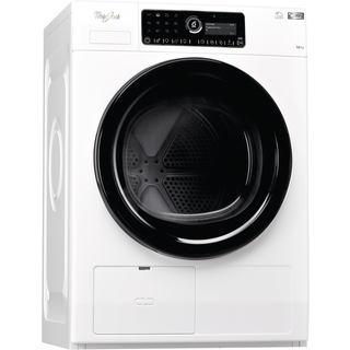 Whirlpool Supreme Care Tumble Dryer in White HSCX 10441