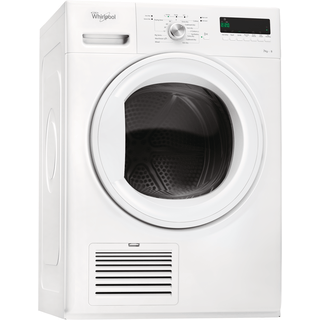 Whirlpool Domino Dryer in White DDLX 70110