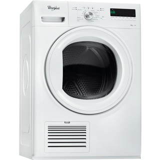 Whirlpool Domino Dryer in White DDLX 90110