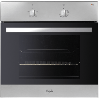 Multi-function Single Oven in Stainless Steel AKP 261/IX