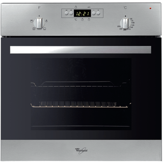 Multi-function Single Oven in Stainless Steel AKP 262/IX