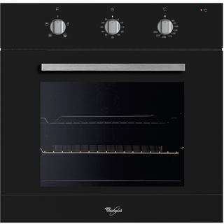 Single Oven in Black AKP 436/NB
