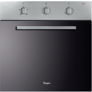 Multi-function Single Oven in Stainless Steel AKP 490/IX