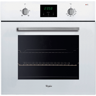 Single Oven in White AKP 491/WH