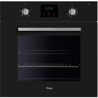 Single Oven in Black AKP 491/NB