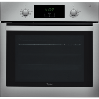 Multifunction SmartClean™ Single Oven in Stainless Steel AKP 742 IX