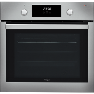 Whirlpool Absolute Built-In Oven in Stainless Steel AKP 745 IX