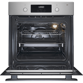 Whirlpool Absolute Built-In Oven in Stainless Steel AKP 7460 IX