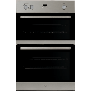 Whirlpool Built-Under Double Oven in Stainless Steel AKW 501 IX