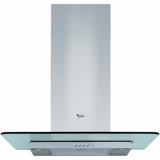 Whirlpool Built-In Cooker Hood in Stainless Steel AKR 030 UK IX