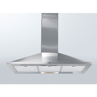 Whirlpool Built-In Cooker Hood in Stainless Steel AKR 590 UK IX