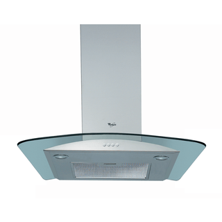 Whirlpool AKR 694 UK IX Built-In Cooker Hood in Stainless Steel