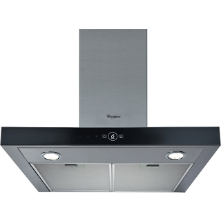 Whirlpool Built-In Cooker Hood in Stainless Steel AKR 746 UK IX