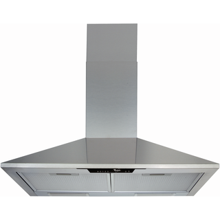 Whirlpool Built-In Cooker Hood in Stainless Steel AKR 754/1 UK IX