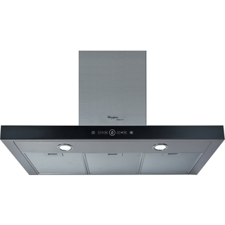 Whirlpool Built-In Cooker Hood in Stainless Steel AKR 758 UK IXL