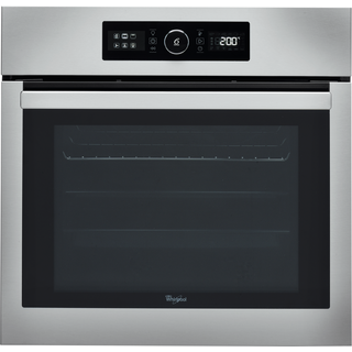 Whirlpool Absolute Built-In Oven in Stainless Steel AKZ 6270 IX