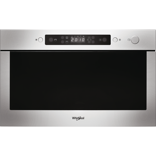 Whirlpool Absolute Built-In Microwave in Stainless Steel AMW 439/IX