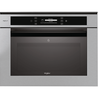 Whirlpool Fusion Built-In Microwave in Stainless Steel AMW 848/IXL
