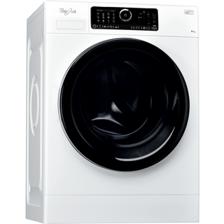 Whirlpool SupremeCare FSCR 90430 Washing Machine in White