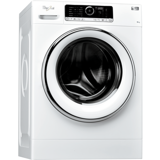 Whirlpool SupremeCare FSCR90420 Washing Machine in White