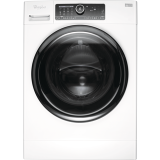 Whirlpool SupremeCare FSCR12430 Washing Machine in White