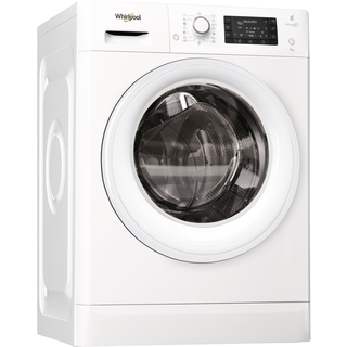 Whirlpool Fresh Care Washing in White FWD91496W UK