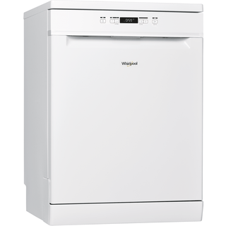 Whirlpool SupremeClean WFC 3B19 Dishwasher in White